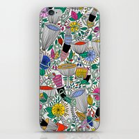 SPRING GARDEN iPhone & iPod Skin