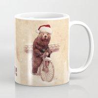 A Barnabus Christmas Mug
