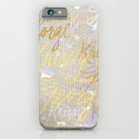 iPhone & iPod Case featuring K&G 2 by Nett Designs