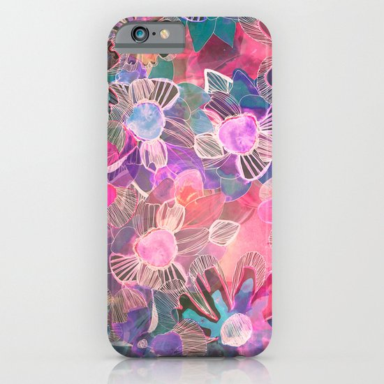 Marbled Garden  iPhone & iPod Case