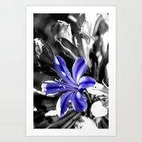 Just Grow #2 Art Print