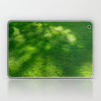 green green grass of home Laptop & iPad Skin