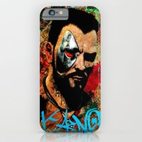 iPhone & iPod Case featuring Kano by Zoé Rikardo