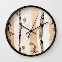Islands In The Stream Wall Clock