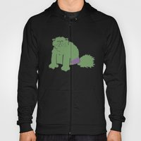 The Incatable Hulk Hoody