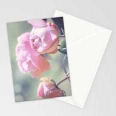 Pink Peony 2 Stationery Cards