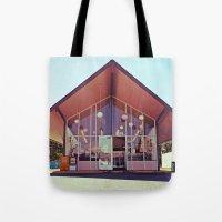 Mid-Century Americana Tote Bag
