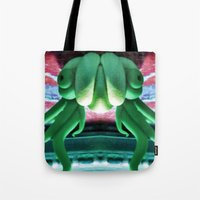 Sea Creature #3: Pool Pa… Tote Bag