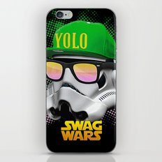 Stormtrooper Swag iPhone & iPod Skin