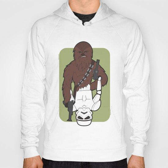 Chewbacca e Stormtrooper Hoody