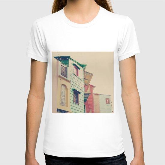 Pastel Caminito  T-shirt