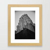 New York No. 2 Framed Art Print