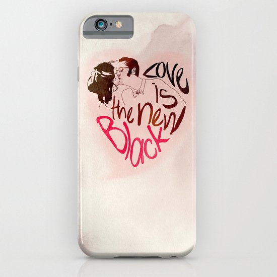 The new black iPhone & iPod Case