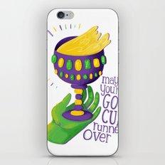 Go-Cups iPhone & iPod Skin