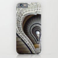 Staircase to Prague iPhone 6 Slim Case