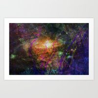 Inner Space 1 Art Print