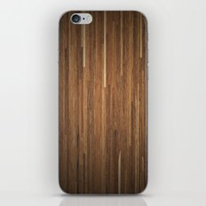 Wood #2 iPhone & iPod Skin