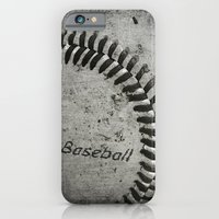 Baseball iPhone 6 Slim Case
