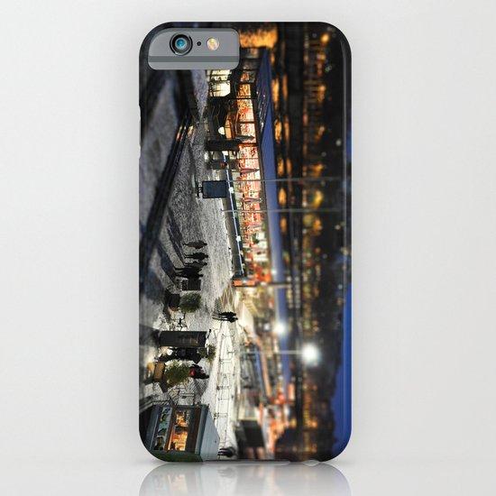 Sous le ciel iPhone & iPod Case