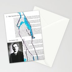 Carl Gustav Jung – Nude.1 Stationery Cards