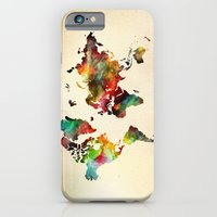 iPhone & iPod Case featuring A Painted World by LauraWilliams95