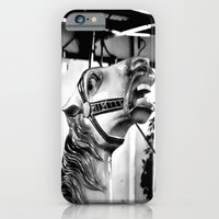 iPhone & iPod Case featuring Classy carousal by Vorona Photography