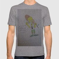 Bootleg Series: Meggie S… Mens Fitted Tee Athletic Grey SMALL