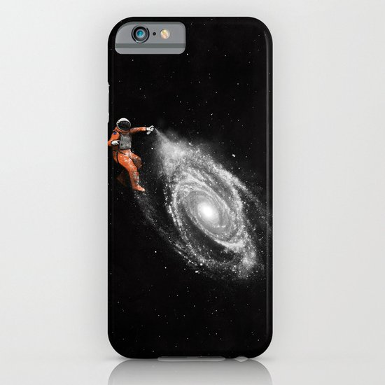 Space Art iPhone & iPod Case