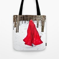 Little Red Riding Hood R… Tote Bag