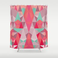 Simply II Shower Curtain