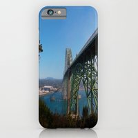 Cross Over Into Paradise iPhone 6 Slim Case