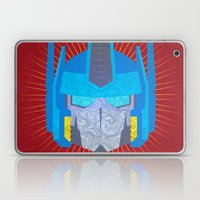 Optimus Laptop & iPad Skin