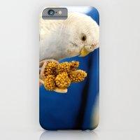 Blue Parakeet iPhone 6 Slim Case