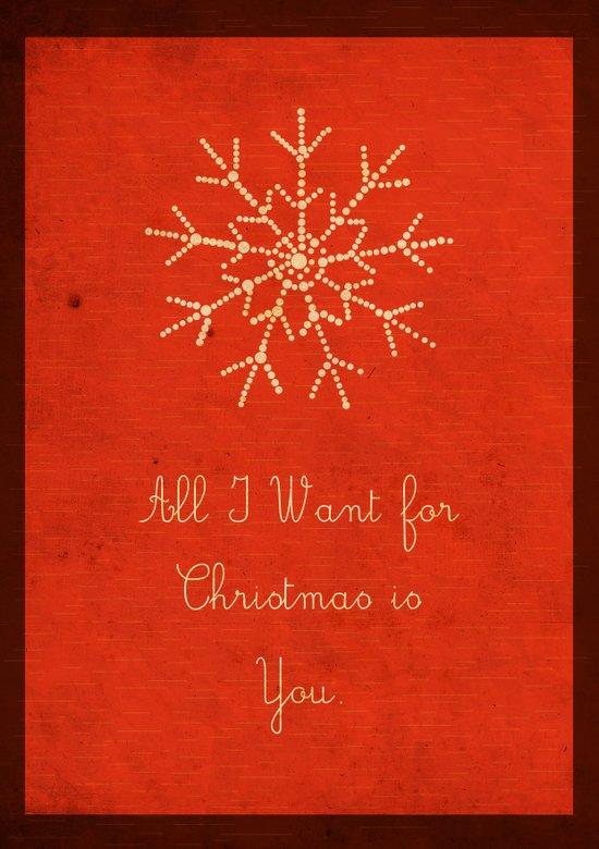 For Christmas! Art Print