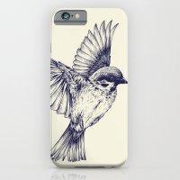 lost bird iPhone 6 Slim Case