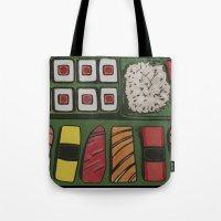 Bento Box Tote Bag