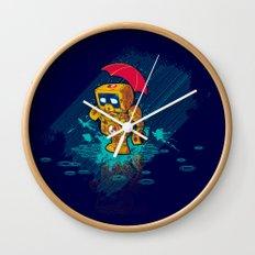 TINY ROBOT Wall Clock