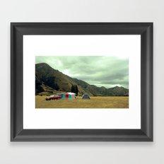 High Class Framed Art Print