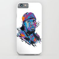 Omar Little // OUT/CAST iPhone 6 Slim Case