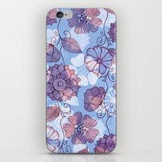 Flower Flow iPhone & iPod Skin