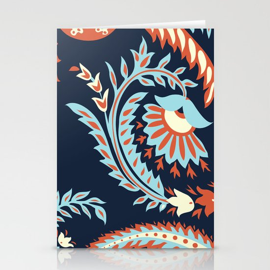 Flora Stationery Card