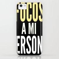iPhone 5c Cases featuring FOCOS A MI PERSONA by Cris Carrasmore
