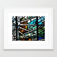 Son Rise Framed Art Print