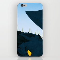 Wagner's Tail iPhone & iPod Skin