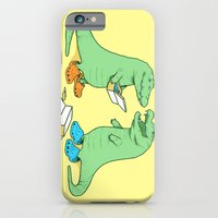 iPhone & iPod Case featuring Crocs by tenso GRAPHICS
