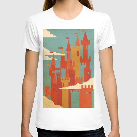 Castles  T-shirt