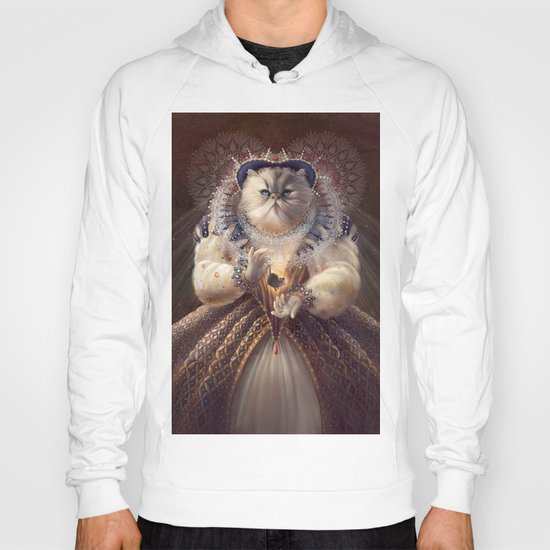 Cat Queen Hoody