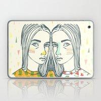 Last Sunset Twins Laptop & iPad Skin