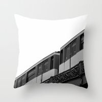 PFP#2845 Throw Pillow
