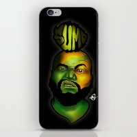 Jacques iPhone & iPod Skin